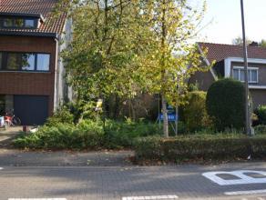 Deze grond van maar liefst 527m² kent een prachtige ligging in Mortsel. Het perceel is geschikt voor een half-open bebouwing. De perceelsbreedte