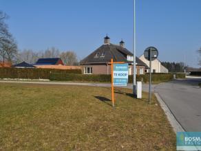 Mooie bouwgrond op hoekperceel, groot 571m², voor open bebouwing, gelegen op rustige locatie aan de Asselbergen/Vogelaar (lot 3)Breedte aan Assel