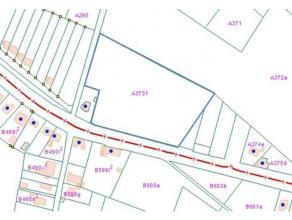Terrain de 30ares en zone d'habitat.Possibilité de développement d'un immeuble à appartements.Pour plus d'informations, veuillez