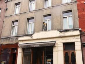Projet immobilier dans le centre de Braine le comte sur une façade de 10m : 2 immeubles + commerce + possibilité de faire 5 logements &a