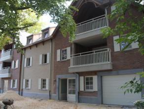 """OPENDEUR ZATERDAG 30/09/2017 VAN 10-14U - Groen en rustig gelegen appartement op de eerste verdieping in parkresidentie """"'t Ruytjeshof"""", ingericht met"""