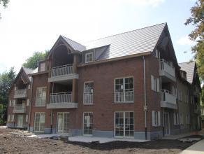 """OPENDEUR ZATERDAG 30/09/2017 VAN 10-14U - Groen en rustig gelegen appartement op de tweede verdieping in parkresidentie """"'t Ruytjeshof"""", ingericht met"""