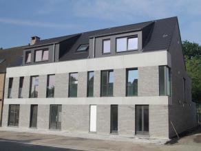Residentie Duffelaer: Instapklaar nieuwbouwappartement op de gelijkvloerse verdieping met 1 slaapkamer, 1 parkeerplaats onder een carport en tuin met
