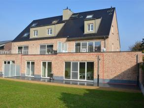 Dit zonnig nieuwbouw appartement is gelegen op wandelafstand van het centrum van Wespelaar, in een groene omgeving en nabij openbaar vervoer, winkels