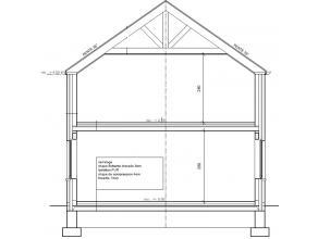 Maison 4 façades dans un endroit calme proche de Hannut Terrain de 1090m² sur lequel s'érige un projet de maison 4 façades c