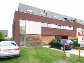 Deze moderne woning heeft een bijzonder aangename architectuur waarbij licht- en volumewerking perfect op elkaar afgestemd zijn. U zal ongetwijfeld ve