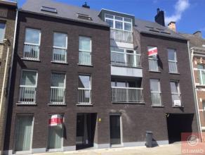 Leuk studio/appartement met hedendaags comfort met terras: Indeling : kleine leefruimte met open ingerichte keuken, ruim terras, afzonderlijke slaapka