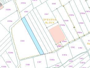 Landbouwgrond kadastraal gelegen: Opwijk, 2e afdeling, sectie E, nummer 541 met een oppervlakte van 37a80ca. Breedte van het perceel: ongeveer 17m. Di
