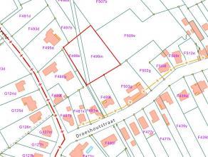 Perceel landbouwgrond gelegen in Opwijk (Droeshoutstraat). Kadastrale ligging: Opwijk  2° afdeling  Sie F  nr 499K en 499M Oppervlakte nr 499K: 7a