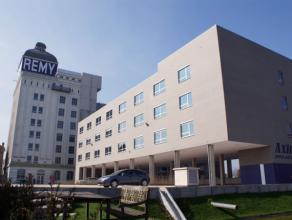 253 m² instapklare kantoorruimte in Campus Remy te huur, ideaal gelegen aan het station van Wijgmaal in Leuven. Indien gewenst inclusief kantoorm