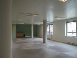 86 m² trendy loftkantoren te huur op Campus Remy aan het station van Wijgmaal in Leuven Loftkantoren te huur op Campus Remy bij het Station van W