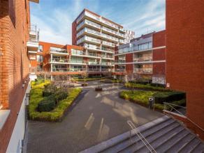 Prachtig nieuwbouw appartement aan de Leuvense Vaartkom. Dit ruim appartement is gelegen op de derde verdieping van de residentie 'Waterside'. Het app