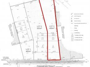 Exclusieve bouwgronden in residentiële wijk, op wandelafstand van het centrum van Nijlen en het openbare vervoer. Verkavelingsvergunning verkrege