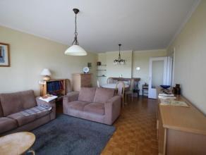 Cet appartement de deux chambres à coucher est situé dans un bon emplacement à Laeken près de bonnes routes (Ring, A12, E4