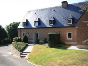 Villa située dans quartier résidentiel à deux pas de l'école BSB à Tervuren, le parc et le centre de Tervuren, les