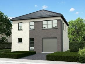 Moderne nieuwbouwvilla op 2019 m² gelegen in een nieuwe verkaveling op toplocatie! Kwaliteit en duurzaamheid staan voorop: hoogwaardig aluminium