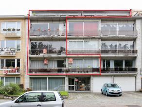 Goed gelegen opbrengsteigendom bestaande uit 3 appartementen (met telkens 3 slaapkamers), 1 dakappartement (met 2 slaapkamers en terras), een studio e