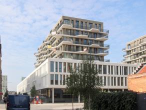 Uitzonderlijk appartement op absolute TOPLOCATIE, gelegen op het gerenommeerde eilandje in het hart van de' Cadixwijk' in de nieuwbouwrealisatie 'Cadi