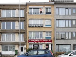 Gunstig gelegen appartement met 2 slaapkamers + groot bureel. Moderne keuken, moderne badkamer met ligbad/jacuzzi. Klein beschrijf mogelijk.