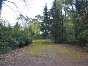 Perceel bouwgrond van ca. 1.504m² gelegen in erkende weekendzone te Essen-Horendonk, voor het oprichten van een open bebouwing, dienstdoende als