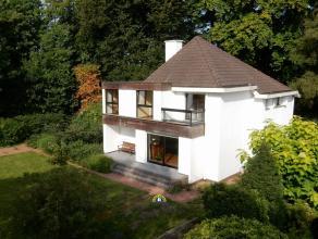 Prachtige stijlvolle villa op een toplocatie vlakbij de Kalmthoutse Heide, met 4 slpks, op een perceel van 2.150m² met een uniek uitzicht. GELIJK