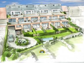 Prachtig nieuwbouwproject gelegen te Kalmthout-Achterbroek (centrum). Dit project, bestaande uit 15 appartement (1-2-3 slpks), heeft voor ieder wat wi