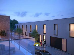 Net afgewerkt nieuwbouwappartement met 2 slpkms en terras in project Guldendal ( eerste bewoning ! ) ! Het gebouw is gelegen bij de Leuvense Vaart ( i