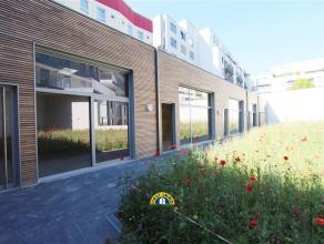 Klassevol dakappartement van 73 m² met 8 m² terras aan het Theaterplein en Hopland ! Op amper 50 meter van het Theaterplein, vlakbij de Schu