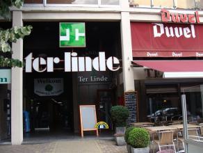 Leuk commerciële ruimte in 'Gaanderij Ter Linde' in Mortsel Gelegen nabij de belangrijkste winkelstraat van Mortsel. Direct bij binnenkomt van de