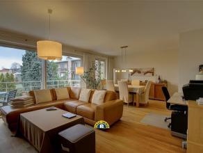 Energiezuinig - Luxueus appartement met 3 slaapkamers, ruime en lichte leefruimte met groot zuider terras, open keuken, grote kelder en garagebox. Gel