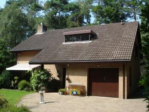 Mooie villa tegenover het MORETUSBOS in Putte (Nl.) op wandelafstand van de Belgische grens!! Prachtige locatie en zeer centraal gelegen werkelijk op