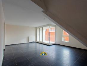 Zeer mooi duplex appartement van in totaal 146m² bewoonbare oppervlakte , gelegen op de 1e en 2e verdieping met een zuid-gericht terras van 5 m&s