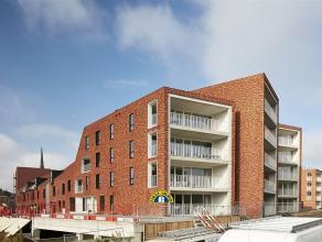 Zeer mooi appartement gelegen op de eerste verdieping met een terras van 10 m²! Ideaal gelegen nieuwbouwproject met in totaal 35 appartementen en
