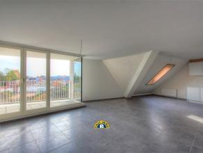 Zeer mooi nieuwbouwappartement van in totaal 108m² bewoonbare oppervlakte , gelegen op de 2e verdieping met een zuid-gericht terras van 5 m²