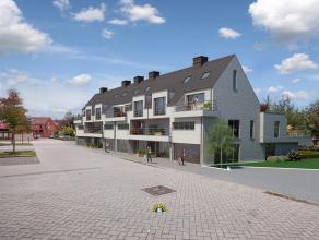 Prachtig nieuwbouw LUXE duplex-appartement (ca 131m²) op de 2e verdieping, ingericht met 2 slaapkamers, woonkamer, open keuken, aparte berging/wa