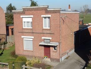 Op te knappen ééngezinswoning gelegen op een perceel van ca. 725m², op een centrale locatie te Kalmthout-Achterbroek ! Deze woning