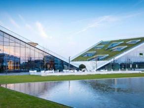 Hightech nieuwbouwkantoren te huur. Corda Campus is de internationaal toonaangevende campus in de provincie Limburg op het gebied van technologie, hig
