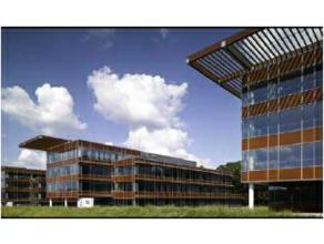 Mooie kantoren, gelegen in het Namur Office Park te Loyers