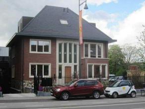 """Kantoren in het nieuwbouwcomplex """"Office House Hasselt"""" Het gebouw """"Office House Hasselt"""" omvat een stijlvolle geklasseerde villa en een ultra moderne"""