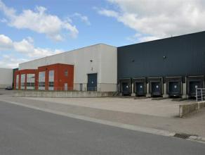 Recent logistiek complex gelegen in de Transportzone Meer. Gelegen aan de afrit Meer op de E19 Antwerpen - Breda. Vlotte ontsluiting! Recente geouwen