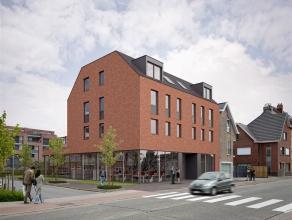 Casco kantoorruimte(s)/handelsruimte(s) langsheen de Hundelgemsesteenweg te Gent.