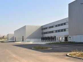 Logistiek complex met een totale oppervlakte van 30.560 m².