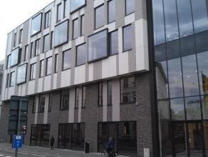 Nieuwe kantoren gelegen aan het station.