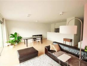 Gemeubeld 2-slpk appartement met garage en zuidgericht terras !<br /> Dit moderne gemeubelde appartement bevindt zich op de 3de verdieping en is berei