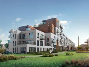 Gelegen op een boogscheut van het Gentse stadscentrum, voldoen deze trendy appartementen aan al uw hedendaagse wensen!<br /> De unieke afwerkingsgraad