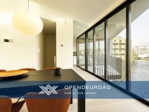 Ontdek dit hoogwaardig afgewerkt appartement tijdens de opendeurdag op woensdag 10 mei tussen 17u en 19u, mits het maken van een afspraak. Dit nieuwbo