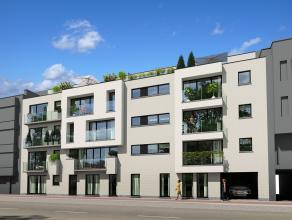 Luxueus instapklaar nieuwbouwappartement toegankelijk met lift. <br /> <br /> Het appartement bevat een inkomhal dewelke uitkomt in de living. Aan de