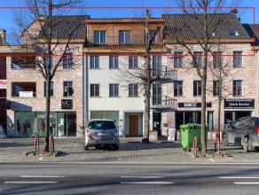 Prachtig, zeer stijlvol penthouse +/- 275 m² met 3 slpks. 2 badks, prachtig terras van 45 m² en 17 m²- zuid/west georiënteerd, gar
