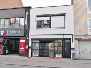 Gelijkvloers, éénslaapkamerappartementLigging: Gelegen in het centrum van Turnhoutop een boogscheut van de winkelstraat, op 50m van het