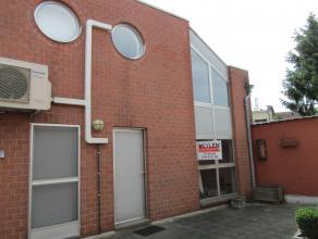 Duplexappartement met garage in het centrum van HerentalsLigging: In het hart van Herentals nabij de winkelstraat en deGrote Markt, vlotte verbinding